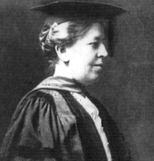 Portrait of Mary Whiton Calkins