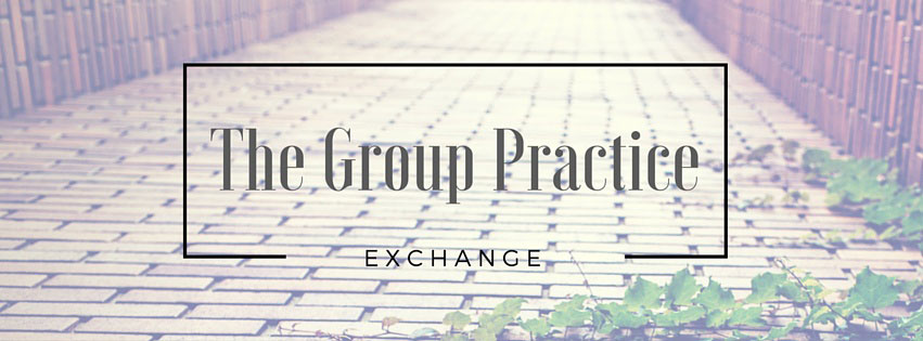 The Group Practice Exchange Facebook Group