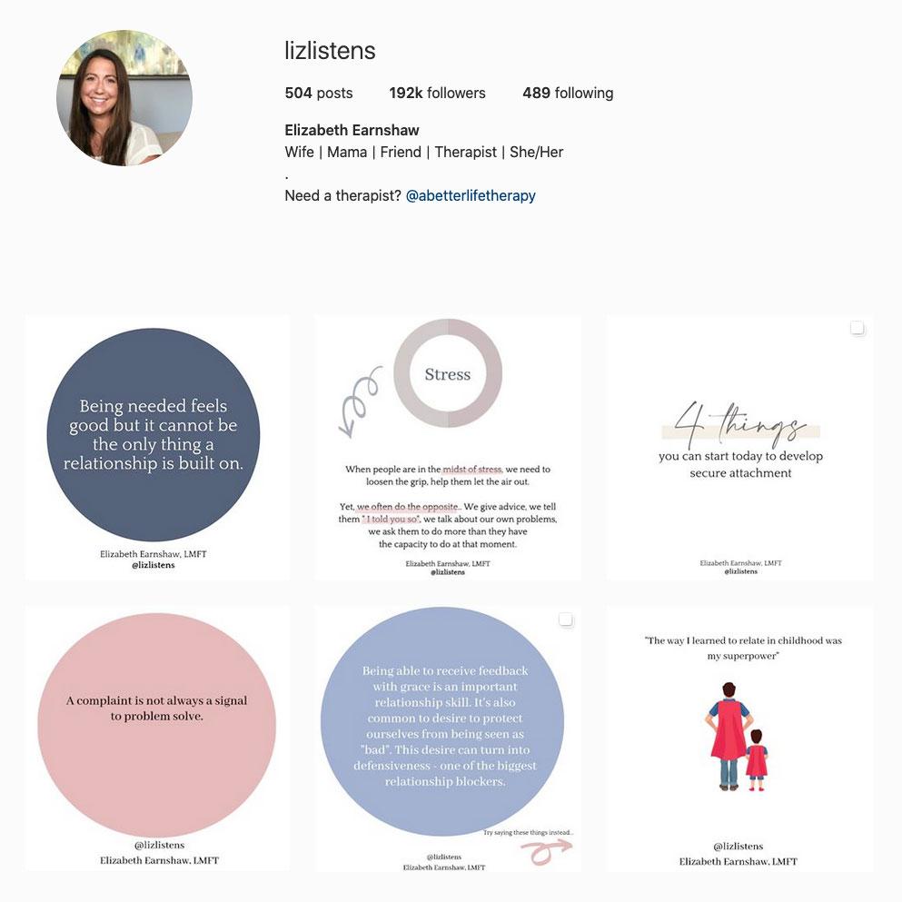 elizabeth-earnshaw-lmft--best-therapist-instagram-account