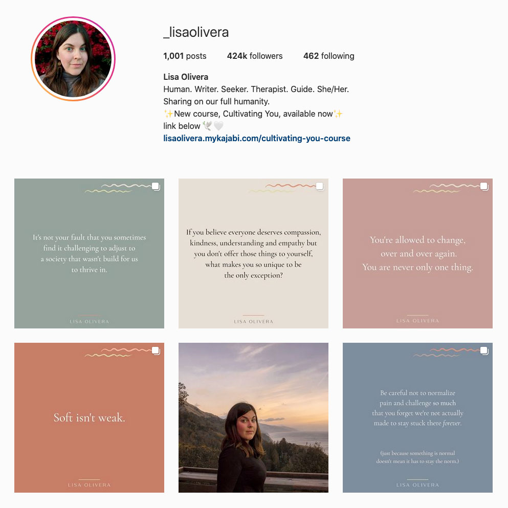 lisa-olivera-a-best-therapist-instagram-account
