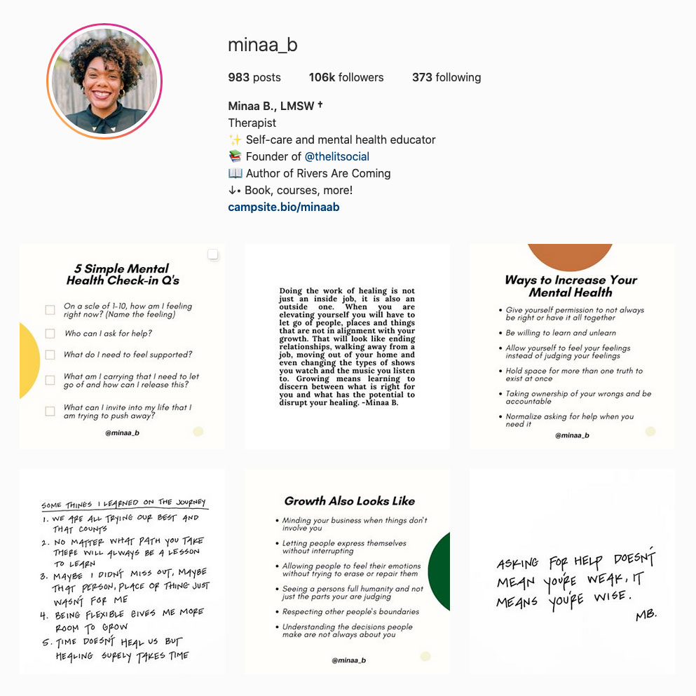 minaa-b-lmsw-best-therapist-instagram-account